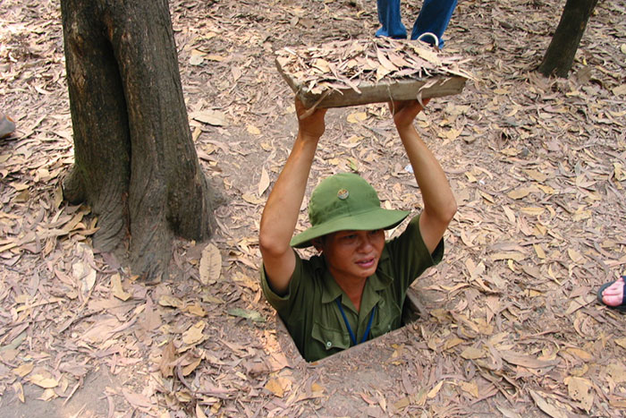 10 choses a faire visiter saigon tunnels cu chi